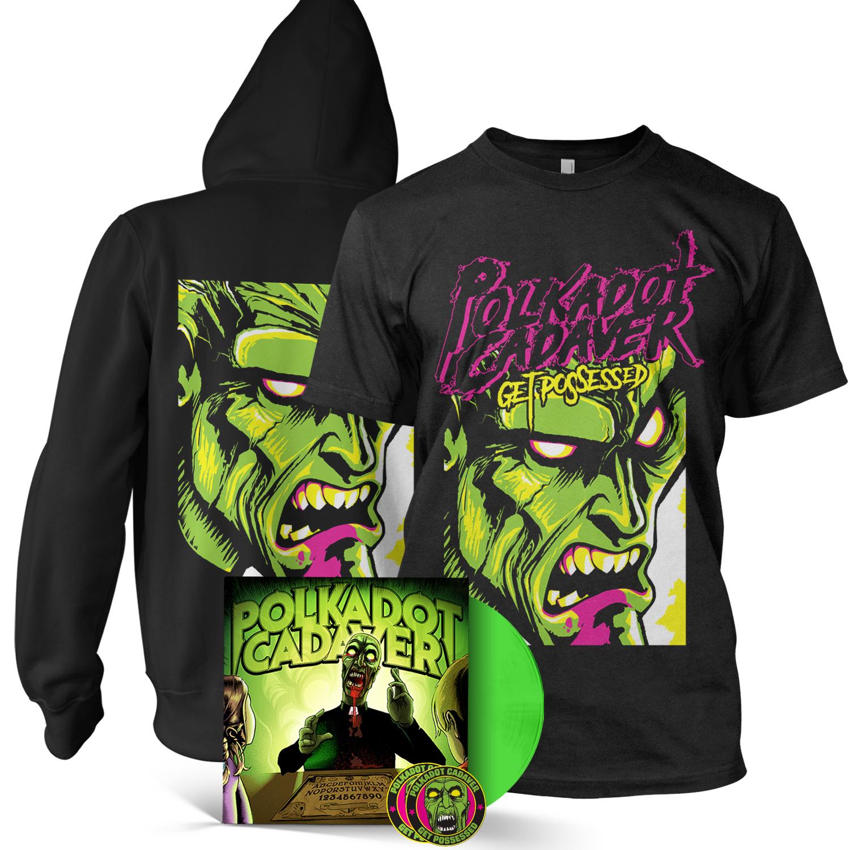 Get Possessed LP Big Bundle