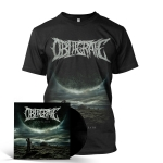 Impending Death Tee + LP Bundle