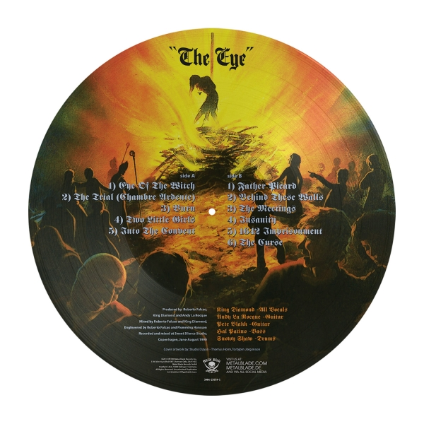 The Eye (Picture Disc)
