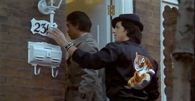 Sylvester Stallone Rocky Ii Tiger Jacket Jacket Sly Stallone Shop