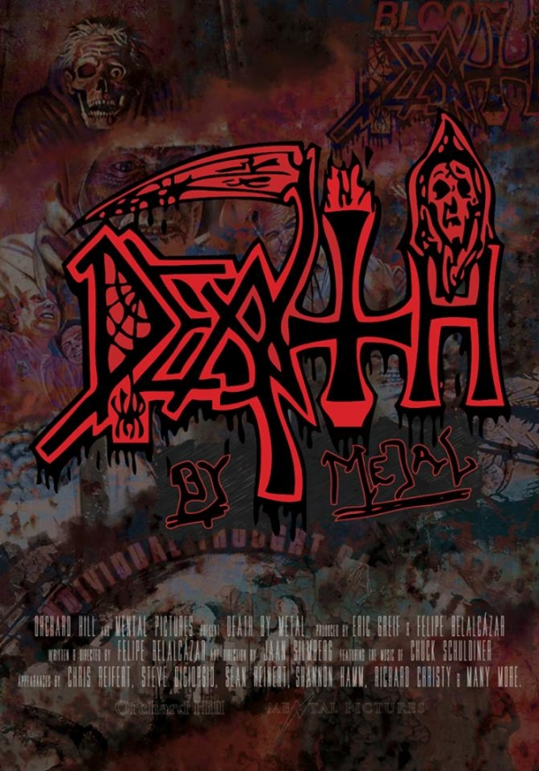 Death By Metal Documentary