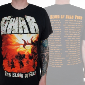 The Blood Of Gods Tour