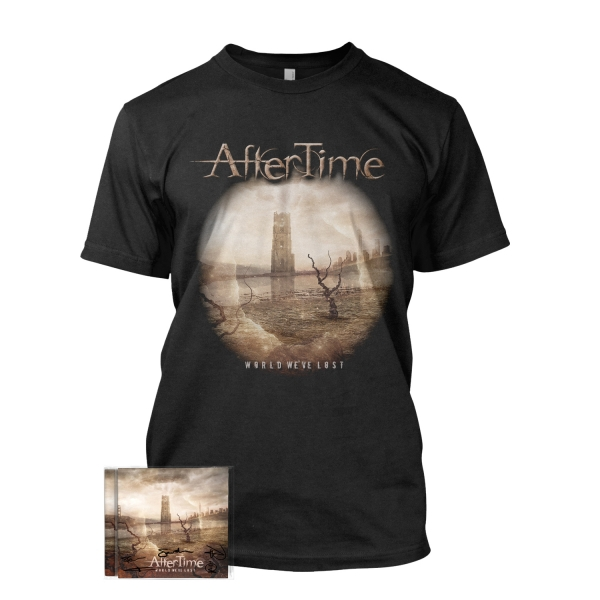 Signed CD/Tee Bundle