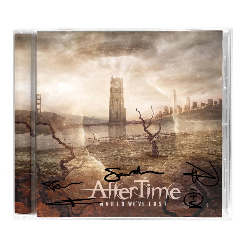 Signed CD/Tee Bundle