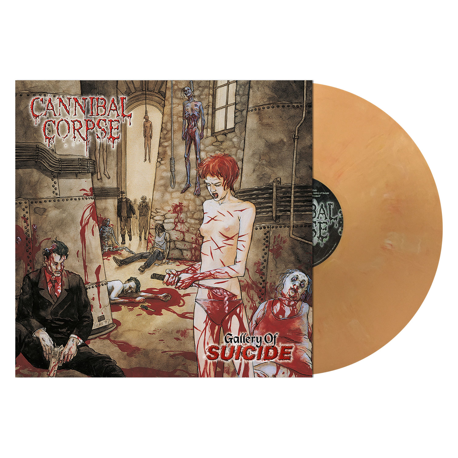 Gallery of Suicide (Clay Vinyl)