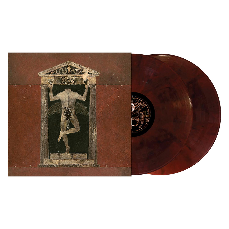 Behemoth Quot Messe Noire Root Beer Vinyl Quot 2x12 Quot Metal