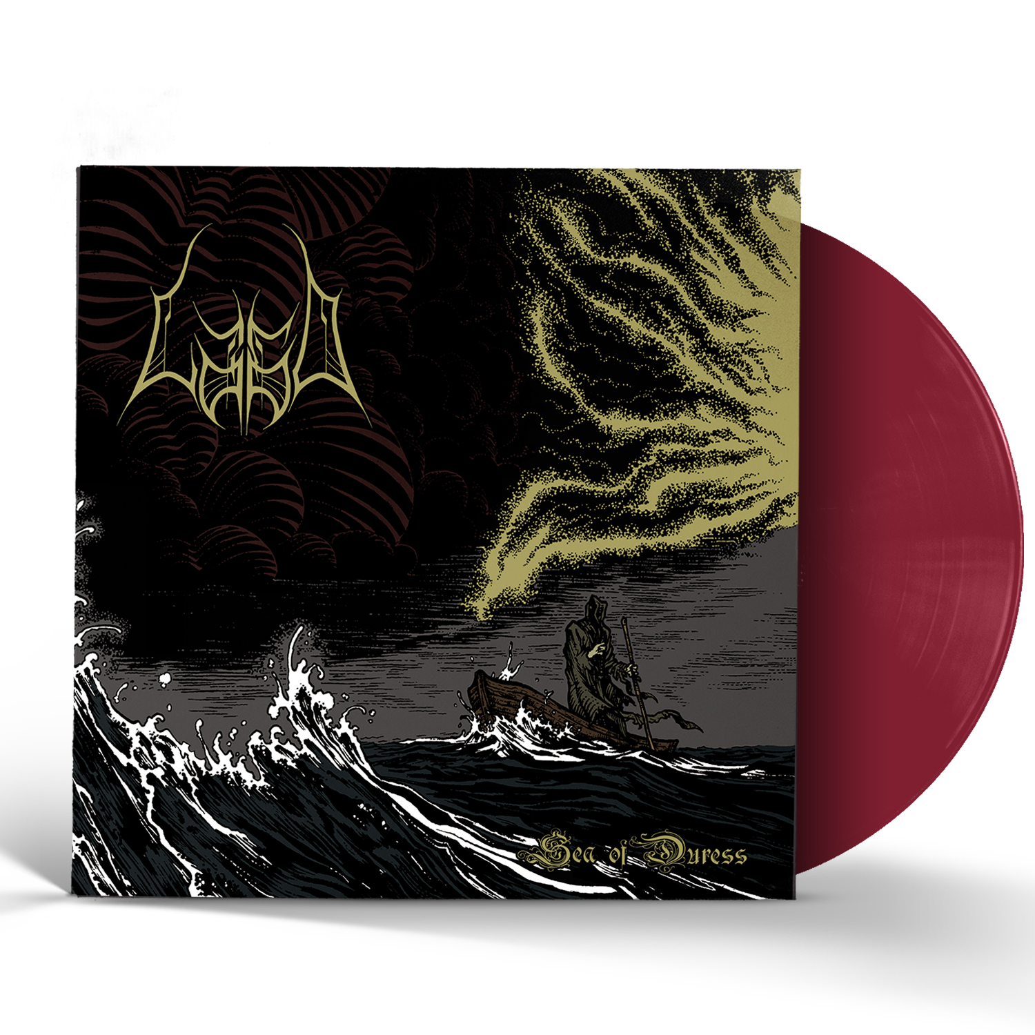 Sea Of Duress LP + Longsleeve Bundle
