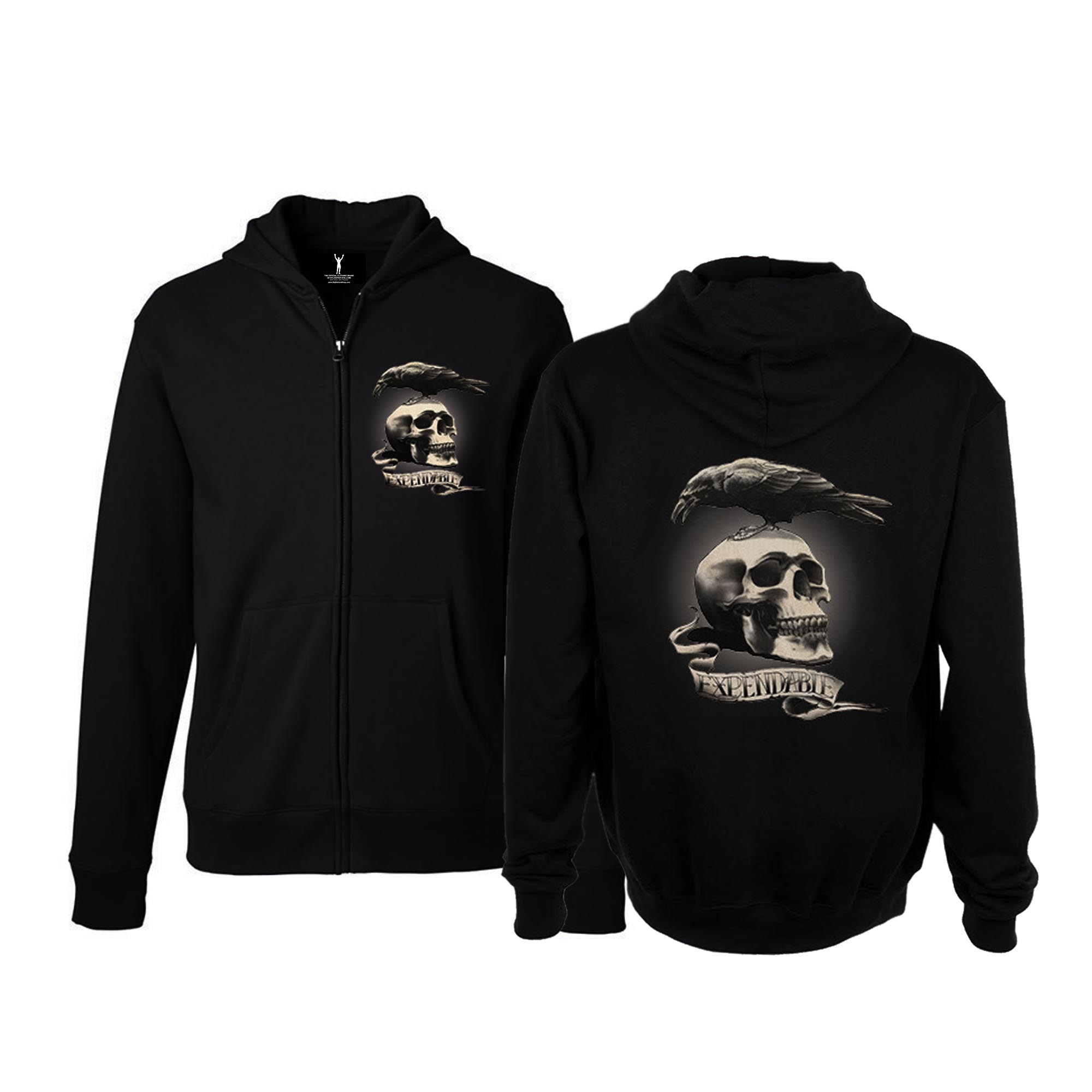 The Expendables Zip Up Hoodie