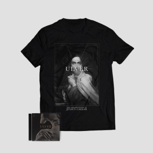 The Assassination Of Julius Caesar CD + Teresa Tee Bundle