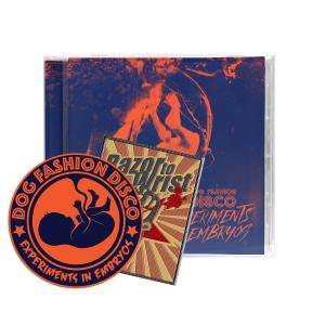 CD/Sticker/Patch Bundle