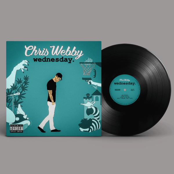 Wednesday Vinyl (Double Disk)