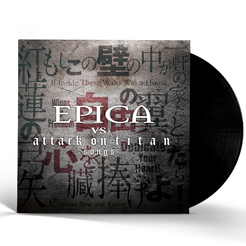 Attack On Titan Vinyl Bundle