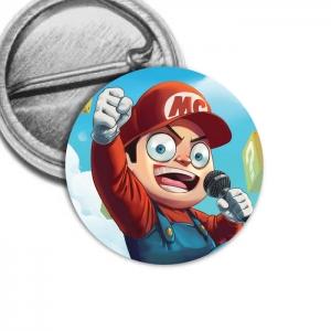 super mc button