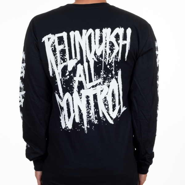 Shadow Of Intent Quot Relinquish Black Quot Longsleeve