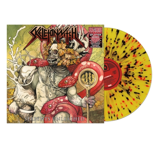Serpents Unleashed (Repress)