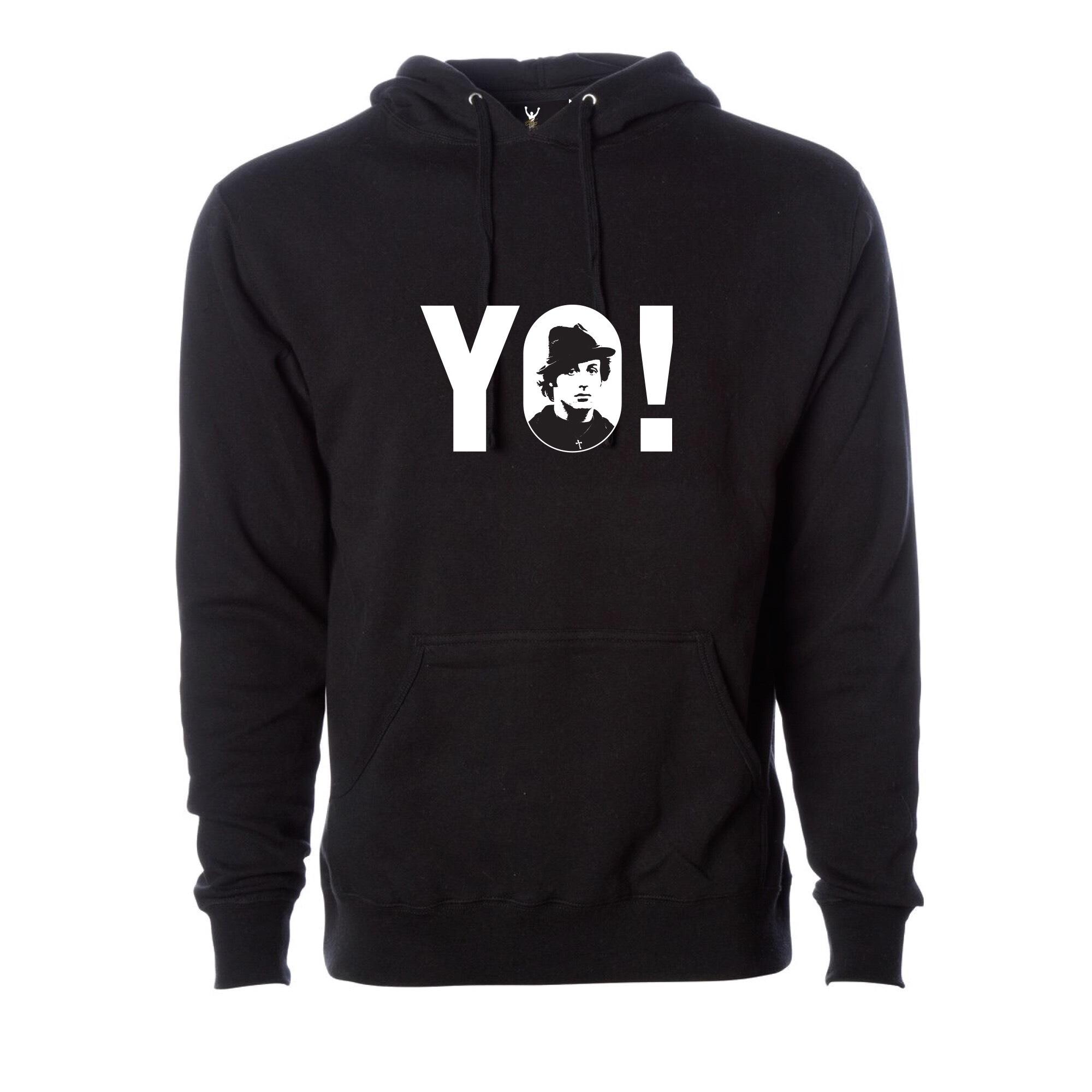 YO! Pullover Hoodie