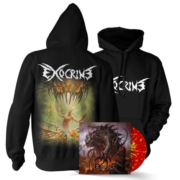 Molten Giant LP + Hoody Bundle