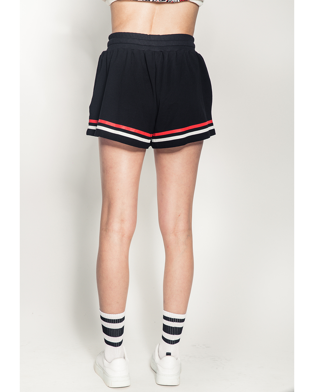 Keep Watch Girl's Shorts (Black)