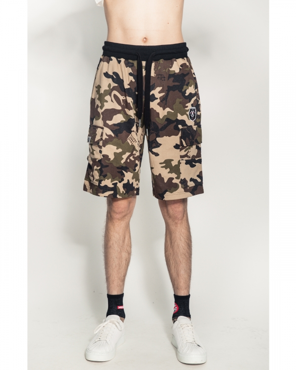 Death Adder DA Camo Shorts