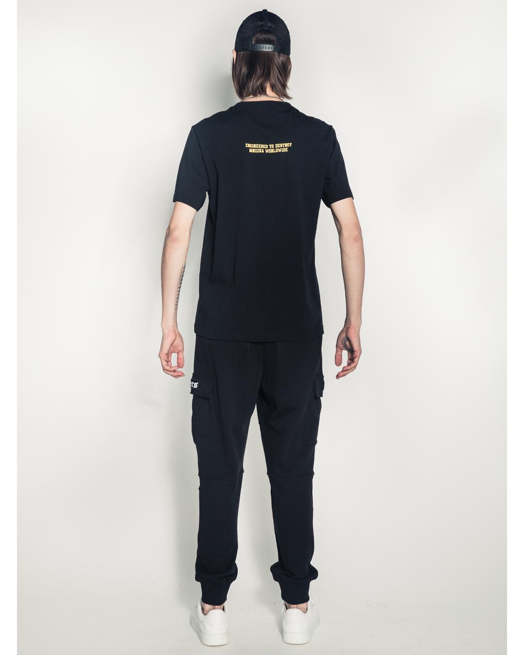 Dead Aim Keep Watch T-Shirt (Black)