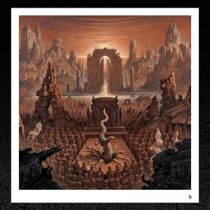 Memoriam 'Silent Vigil' Album Cover