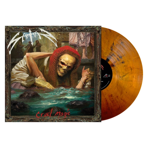 Cruel Magic - LP Bundle - Ochre