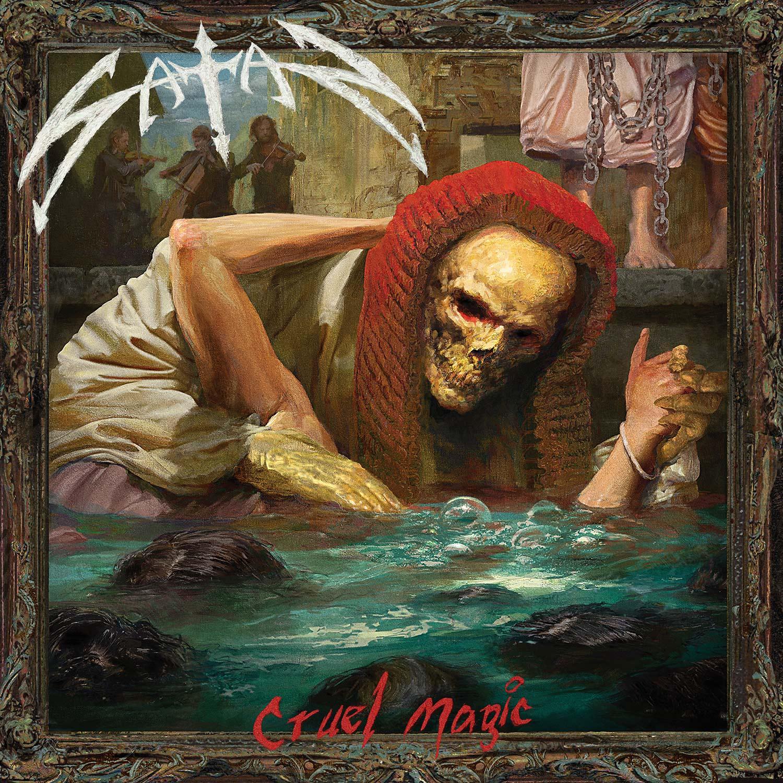Cruel Magic (Steel Vinyl)