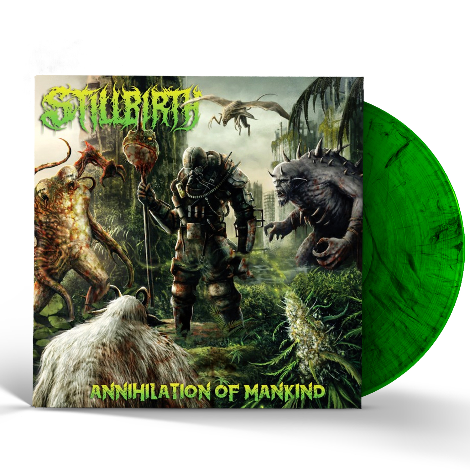 Annihilation of Mankind Collector's Bundle