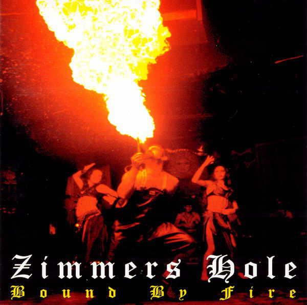 Bound By Fire CD/LP Bundle