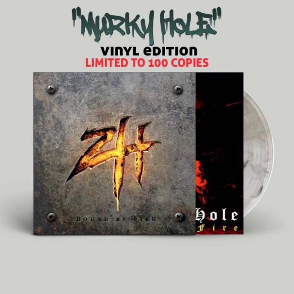 Bound By Fire Murky Hole LP + Insert
