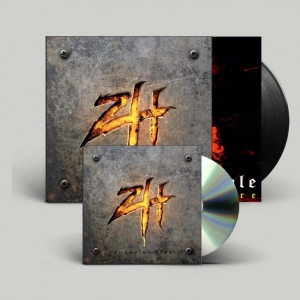 Bound By Fire CD/LP Bundle