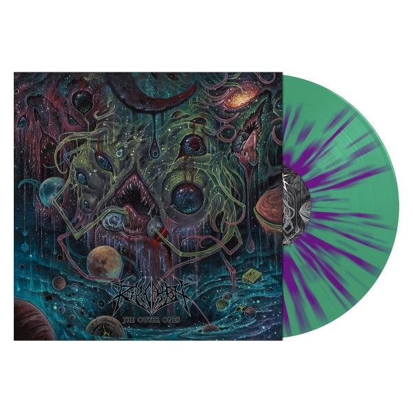 The Outer Ones - LP Portal Bundle - Splatter