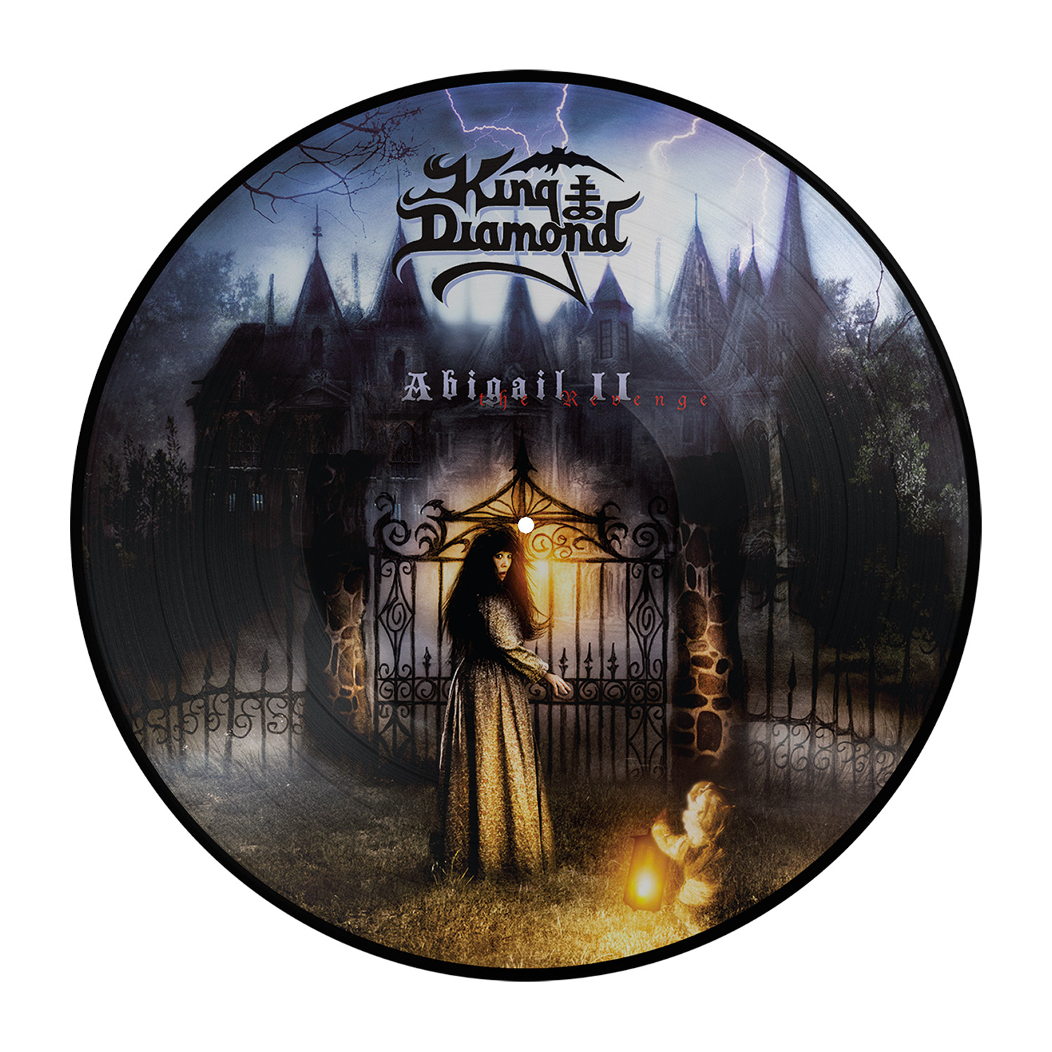 Abigail II: The Revenge (Picture Disc)