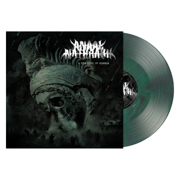 A New Kind of Horror - LP Bundle - Green-Black