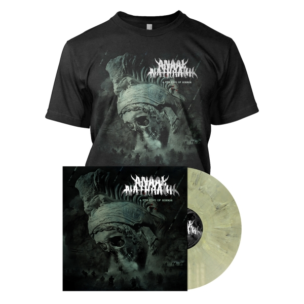 A New Kind of Horror - LP Bundle - Grey-Green
