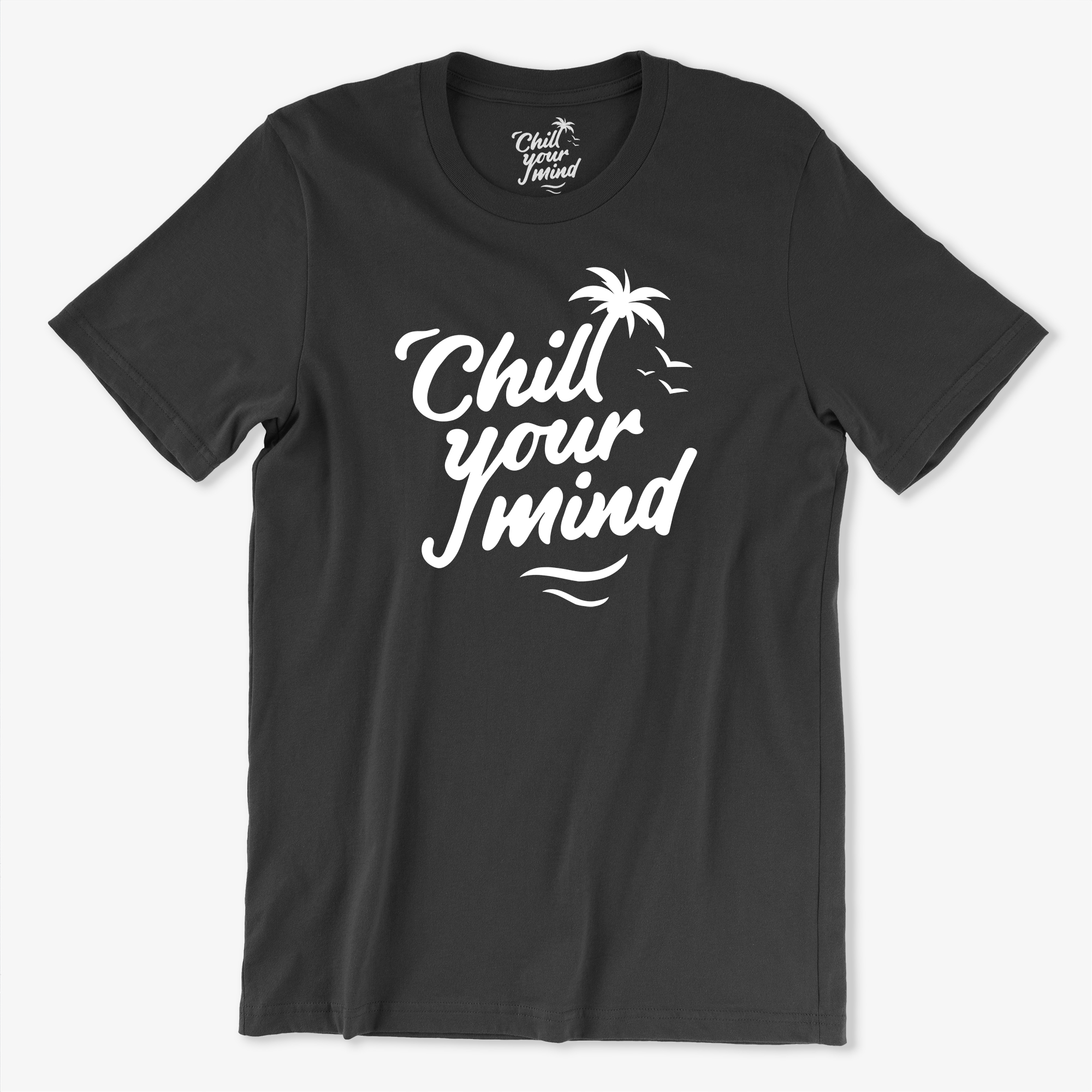 ChillYourMind Large Front Logo