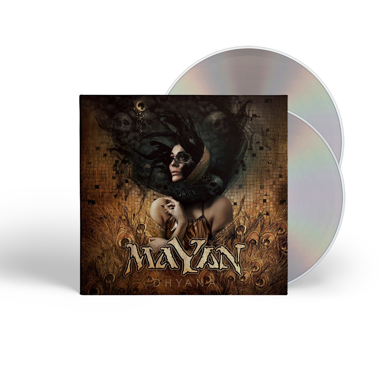 Dhyana CD + Tee Bundle