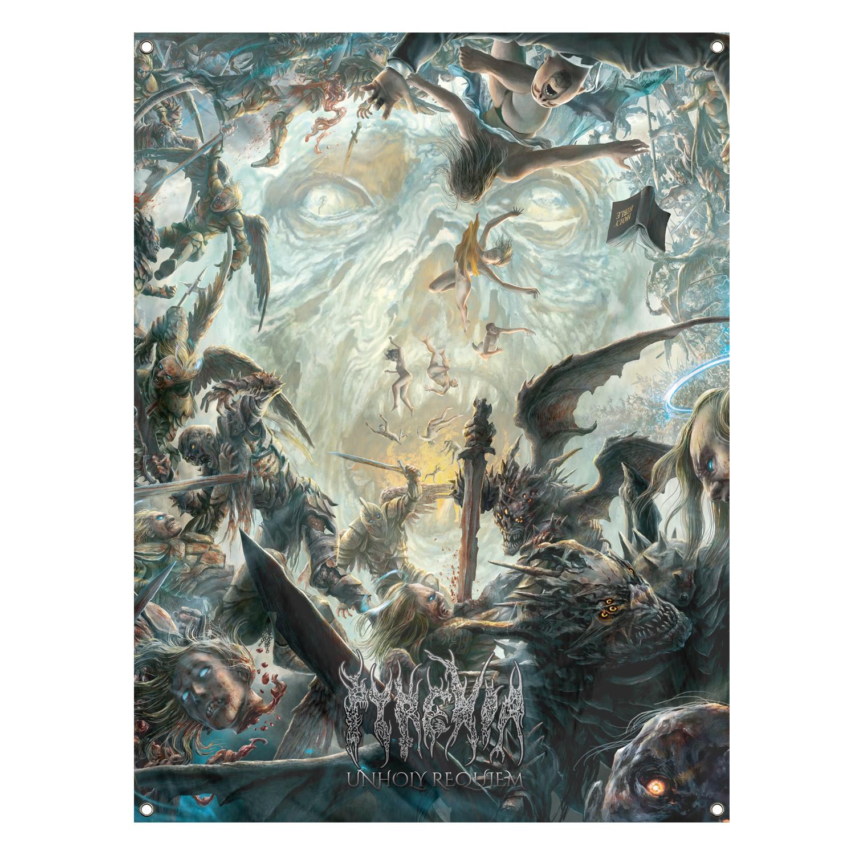 Unholy Requiem LP + Longsleeve Tee Bundle