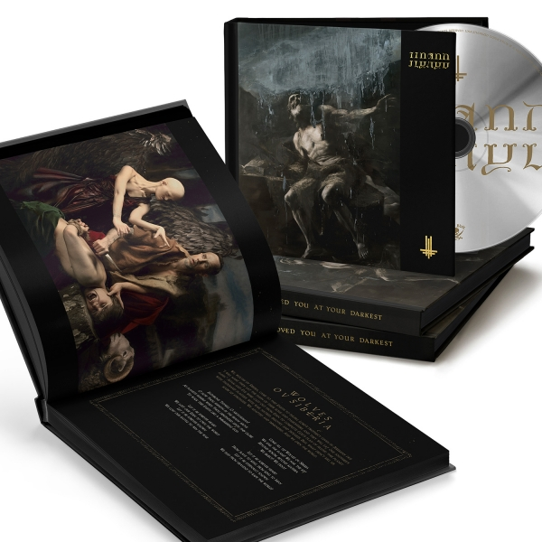 I Loved You at Your Darkest - Super Deluxe Digibook Bundle - Splatter