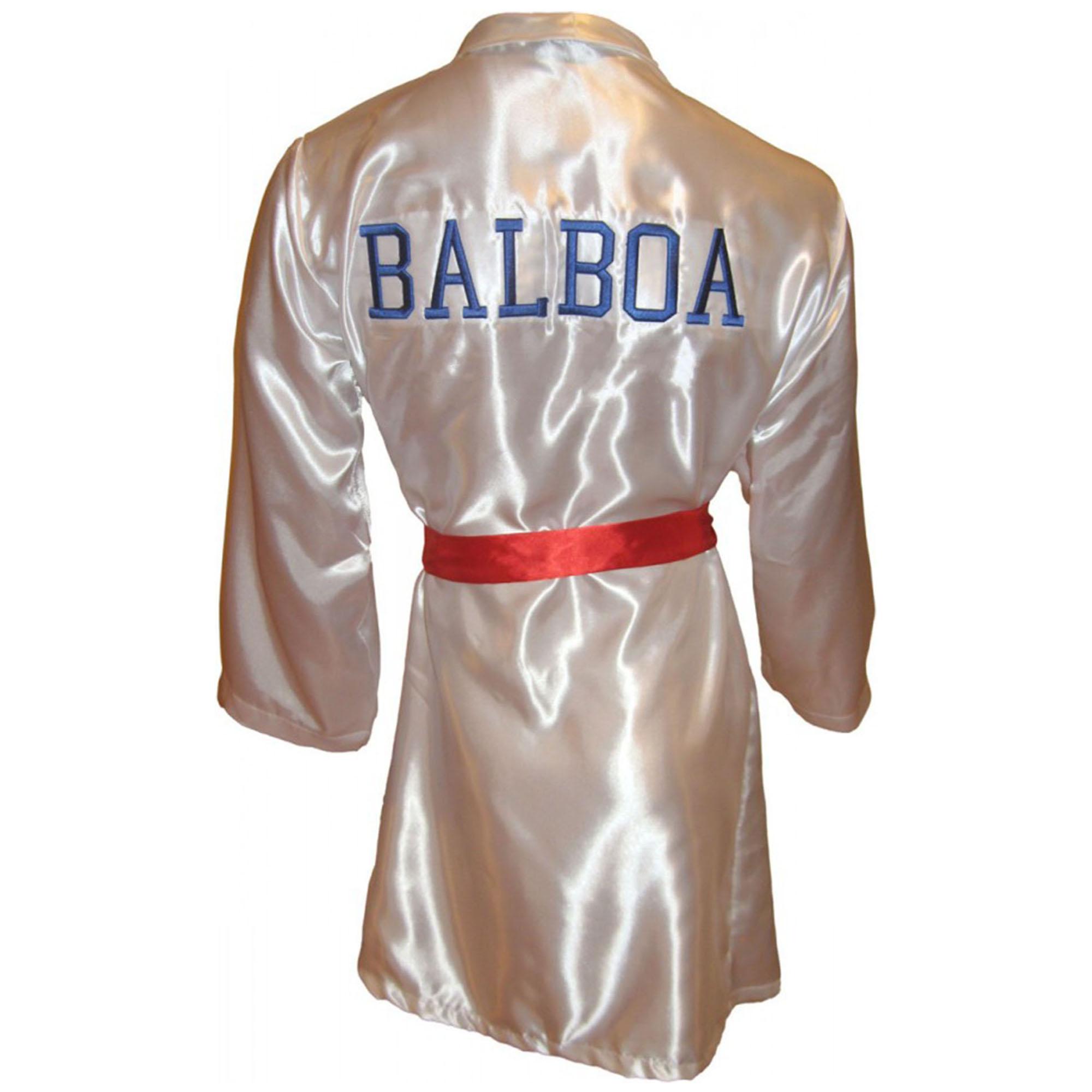 Rocky IV Balboa Boxing Robe