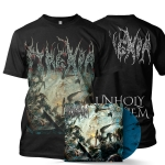 Unholy Requiem LP + Tee Bundle