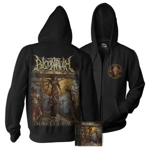 Martyrium CD + Hoody Bundle
