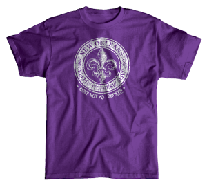 Fleur de lis (6 colors available)
