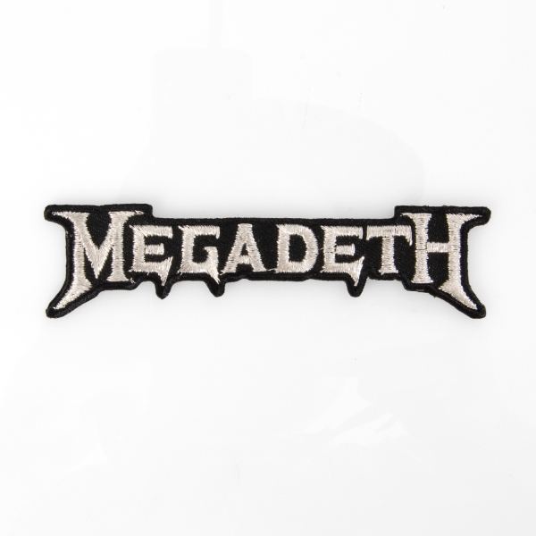 Logo Patch (Silver)