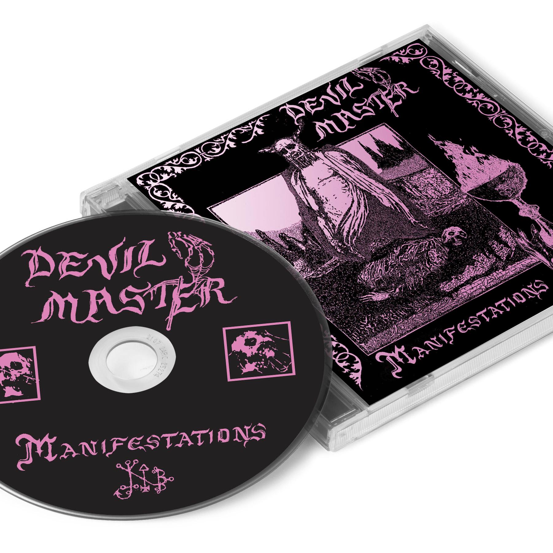 Manifestations T Shirt + CD Bundle