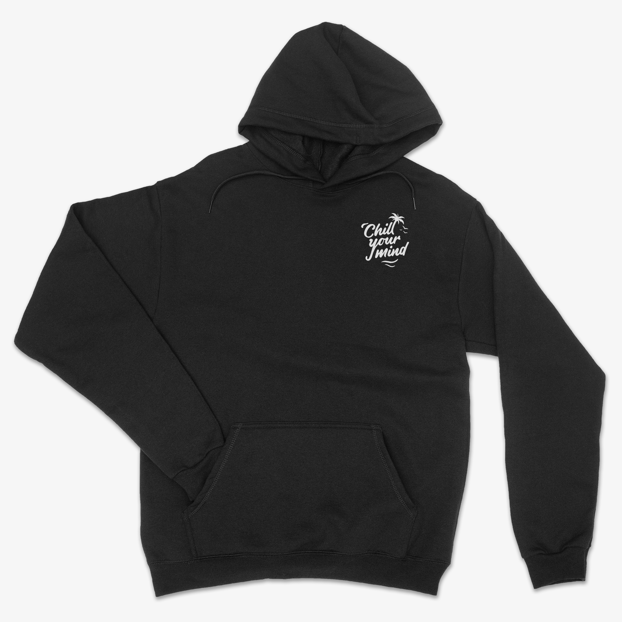 ChillYourMind Pullover Hoodie