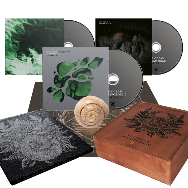 Phanerozoic I: Palaeozoic (Box Set)