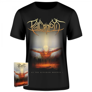 As the Kingdom Drowns Cassette + Tee Bundle