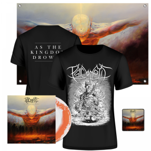 As the Kingdom Drowns Deluxe LP Bundle