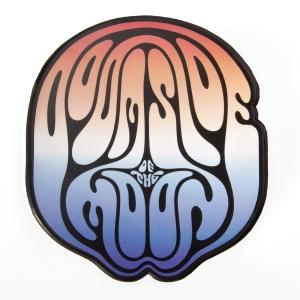 """5"""" Puff Eye Logo"""